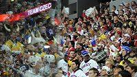 Fanoušci mohou podpořit české hokejisty i na náměstích.