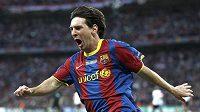 53 Messiho gólů v loňské sezóně
