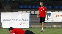 Plzeňský Pavel Horváth trenérovi dokazoval, že pro peníze na trávníku by se shýbnout dokázal.