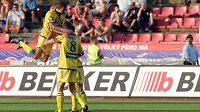 Fotbalisté Teplic vedou osmnáctou nejlepší fotbalovou ligu na světě podle žebříčku IFFHS.
