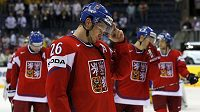 Čeští hokejisté začnou příští MS proti Dánsku.