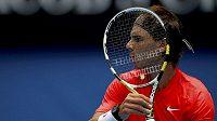 Rafael Nadal se v prvním kole Australian Open příliš nezapotil