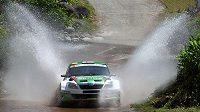 Juho Hänninen na loňské Rallye Azory.