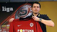 Fotbalista Libor Sionko se stal novou posilou Sparty