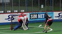 Semifinále NBLL 2010, SK Lacrosse Jižní Město–LC Slavia Praha