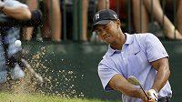 Tiger Woods se vrátí při dubnovém turnaji Masters v Augustě ke světovému golfu.