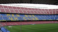Camp Nou, fotbalový stánek FC Barcelona