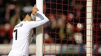 Útočníku Realu Madrid Cristianu Ronaldovi se stýská. Chybí mu Premier League.