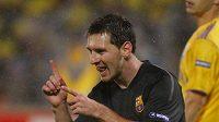 Chladno, déšť, Lionel Messi však řádil i v Minsku proti Borisovu...