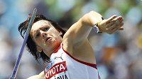 Oštěpařka Jarmila Klimešová rozšíří olympijský tým.
