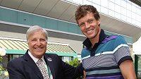 Jan Kodeš věří, že Tomáš Berdych jednou Wimbledon vyhraje.