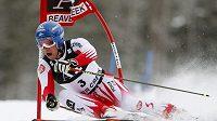Rakouský lyžař Benjamin Raich v Beaver Creeku