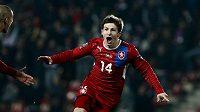 Čeští fotbalisté budou losování ze čtvrtého koše.