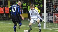Brankář Bayernu Thomas Kraft patřil v zápase s Interem k hrdinům německého mužstva.
