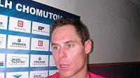 Radek Duda je nejproduktivnějším hokejistou Chomutova v letošní sezóně.