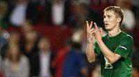 Zlatan Ibrahimovič jako kdyby vůbec nemohl uvěřit, že jeho tým podlehl Kazani.