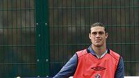 Anglický reprezentační útočník Andy Carroll
