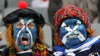 Skotové mají radost, vyhráli.
