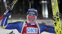 Helena Ekholmová ze Švédska.