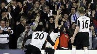 Fotbalisté Fulhamu - ilustrační foto.