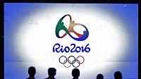 Logo olympijských her 2016