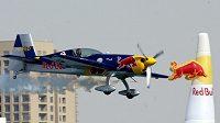 První podnik obnovené série Red Bull Air Race opět přivítá Abú Zabí.