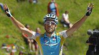 Švédský cyklista stáje Astana Frederik Kessiakoff