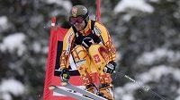 Kanadský lyžař Jan Hudec