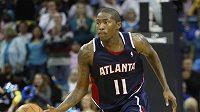 Basketbalista Atlanty Jamal Crawford