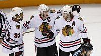 Hokejisté Chicaga vyřadili San Jose v pouhých čtyřech utkáních.