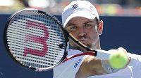 Americký tenista Mardy Fish na US Open