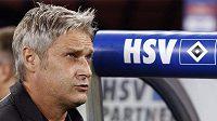 Armin Veh už není trenérem fotbalistů Hamburku.