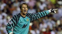 Brankář Manchesteru United Edwin Van der Sar nastoupí ve finále Ligy mistrů k poslednímu zápasu v životě.