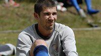 Jan Rezek se těší, že tréninkové manko dožene na soustředění Plzně na Kypru.