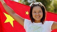 Čínská tenistka Li Na