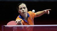 Linda Creemersová z Nizozemska ve finále ME