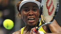 Americká tenistka Venus Williamsová