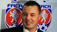 Místopředseda fotbalového svazu Jindřich Rajchl