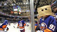 Fanoušci New York Islanders budou mít možnost pořídit si tetování přímo na stadiónu.