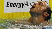 Australský plavec Ian Thorpe