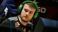 """Britský hráč CS:GO Alex """"ALEX"""" McMeekin je novou posilou týmu Cloud9."""