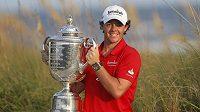 Vítěz PGA Chamipionschip Rory McIlroy