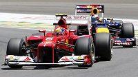Fernando Alonso prohrál boj o titul o pouhé tři body.