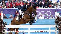 Olympijský vítěz Michael Jung z Německa
