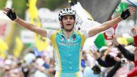 Roman Kreuziger po vítězství v 19. etapě Giro d'Italia
