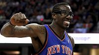 Basketbalista New Yorku Knicks Amare Stoudemire