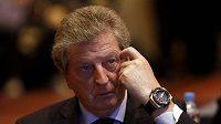 Kouč anglické fotbalové reprezentace Roy Hodgson pravidla slušného chování také odsouhlasil.