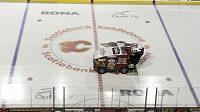 Rolba na ledové ploše Calgary bude mít znovu víc práce.