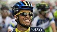 Alberto Contador je zpět