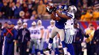 Cruz překonal rekord Giants v počtu zachycených yardů za sezónu